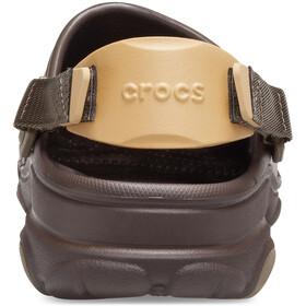 Crocs Classic All Terrain Crocs, espresso